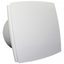Ventilátor Dalap 150 BF - bílý - vysoký výkon, kuličková ložiska