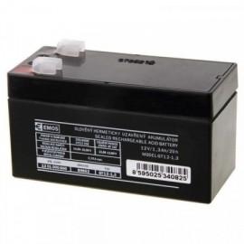 Olověný akumulátor 12V/1,3Ah trakční baterie
