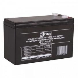 Olověný akumulátor 12V/7,2Ah trakční baterie