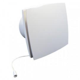 Ventilátor Dalap 150 BFL - vysoký výkon, tahový spínač