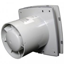 Ventilátor Dalap 100 BFAZ ECO - hliníkový,  úsporný a tichý, časovač