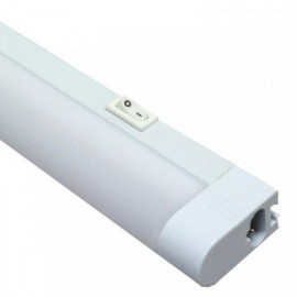 LED osvětlení kuchyňské linky SLICK 34cm, 5W, 450lm, 4100K, IP20