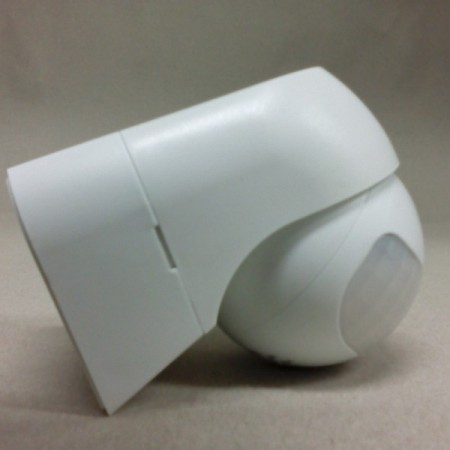 Plastová větrací mřížka 400x400 mm NUN