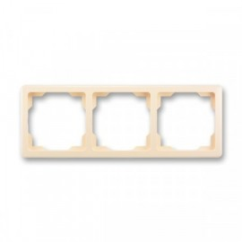 Rámeček Swing , trojnásobný ABB, 3901G-A00030 C1