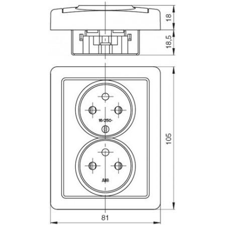 Kabel k internetu UTP CAT5E RJ45 - 15m