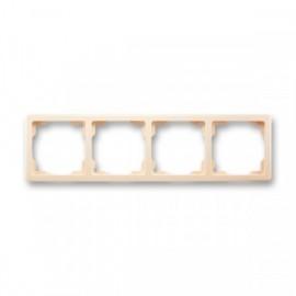 Rámeček Swing , čtyřnásobný ABB, 3901G-A00040 C1