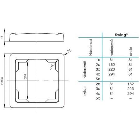 Univerzální USB adaptér do auta 12V/5V 1A