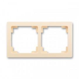 Rámeček Swing L , dvojnásobný ABB, 3901J-A00020 C1