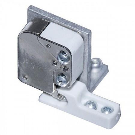 Ventilátor Dalap 100 BFZW - bílý - časový spínač, vysoký výkon, hygrostat
