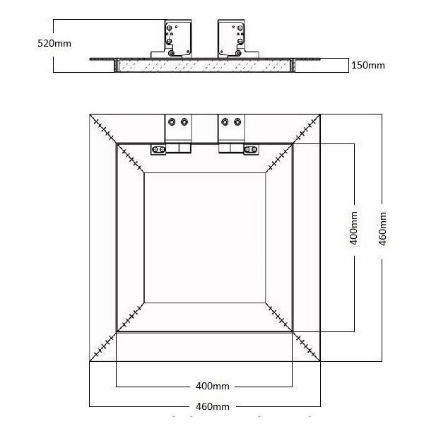 Kondenzátor rozběhový motorový 6,0uF / 450V