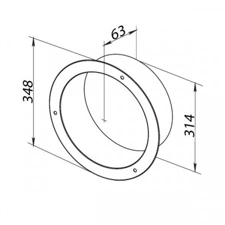 Regulátor osvětlení/stmívač SLS-BI - podsvícený