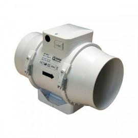 Dalap AP 125 ventilátor do potrubí s vypínačem