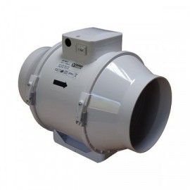 Dalap AP 150 ventilátor do potrubí s vypínačem