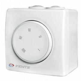 Regulátor otáček ventilátoru RS-4.0-PS na omítku do 900W