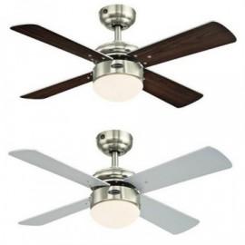 Stropní ventilátor se světlem Westinghouse 72417 - Colosseum