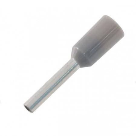 Bodovka do sádrokartonu IZZY DSL50-AL hranatá - hliníková