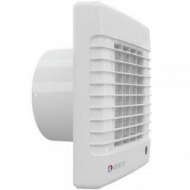 Ventilátor Vents 125 MATH - žaluzie, časovač, hygrostat