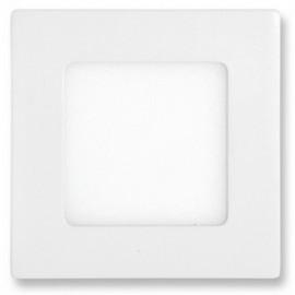 LED svítidlo do podhledu RAFA 12x12cm, 6W, 420lm, 2700K, IP20