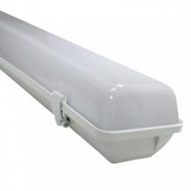 LED prachotěsné svítidlo LIBRA 1560mm, 60W, 5100lm, 4100K, IP65
