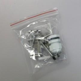 Dálkově ovládané zásuvky Kanlux APO TM-3 3x zásuvka