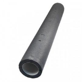 Izolace kruhového PVC potrubí 1m, 100mm