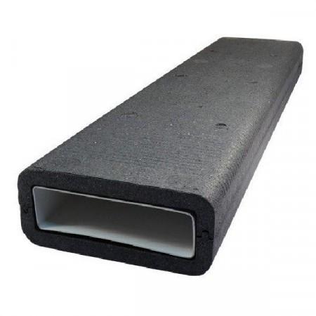 Zářivkové svítidlo Kanlux OFRA TL-236B-SR EVG 2x36 W