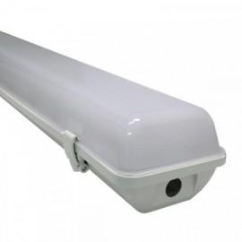 LED prachotěsné svítidlo LIBRA 1275mm, 65W, 6000lm, 4100K, IP65