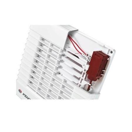 Odtahový ventilátor Vents VCN 150 na fasádu venkovní