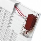 Ventilátor Dalap 100 LV ECO - úsporný a tichý, žaluzie