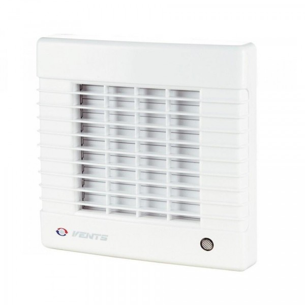 Ventilátor Vents 150 MAL - žaluzie, ložiska