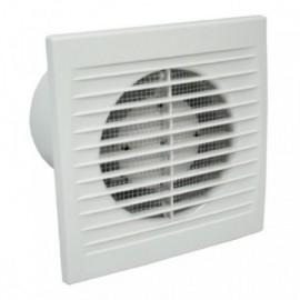 Tichý ventilátor do koupelny s časovačem Dalap 125 PTZ ECO