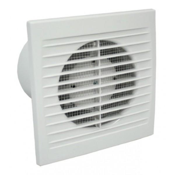 Ventilátor Dalap 150 PTZ ECO - úsporný a tichý, časovač