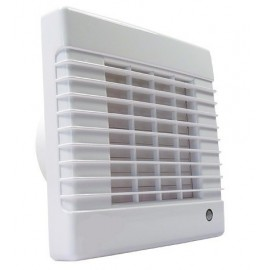 Ventilátor Dalap 100 LVZW ECO - úsporný, žaluzie, časovač, hydrostat
