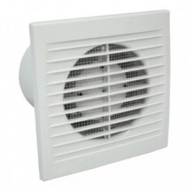 Ventilátor Dalap 100 PTZW ECO - úsporný a tichý, časovač, hygrostat