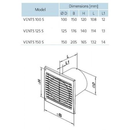 Stropní ventilátor se světlem Westinghouse 78673 - Turbo II