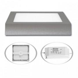Stolní lupa s LED osvětlením zvětšení 3/8 dioptrií černá