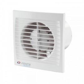 Koupelnový ventilátor Vents 125 STL - časovač, ložiska