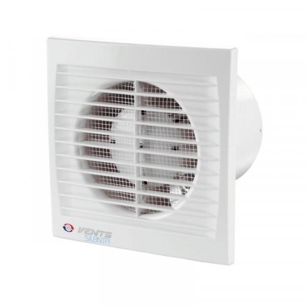 Koupelnový ventilátor Vents 150 STL - časovač, ložiska