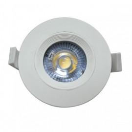 Vestavná bodovka  LED JIMMY-R FIXED 7W, NW bílá