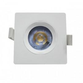 Vestavná bodovka LED JIMMY-S FIXED 7W, NW bílá