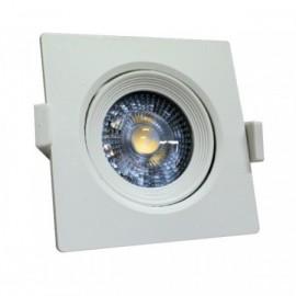 Vestavná bodovka LED JIMMY-S MOV 7W, NW bílá