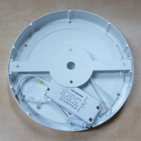 LED svítidlo s čidlem pohybu 9W NW, bílá