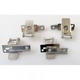 Montážní klipy pro LED stropní panel CLIPS VIRGO PROFI