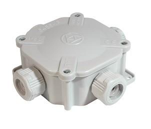 Elektroinstalační krabice acidur malá IP67