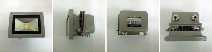 LED reflektor Ecolite SMD 10W RLEDF01-10W