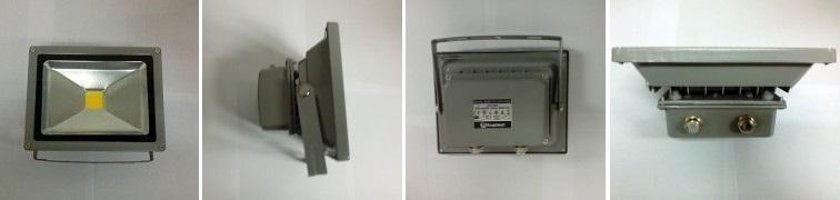 LED reflektor 50W SMD RLEDF02-50W