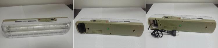 TL238-2x8W přívodový kabel