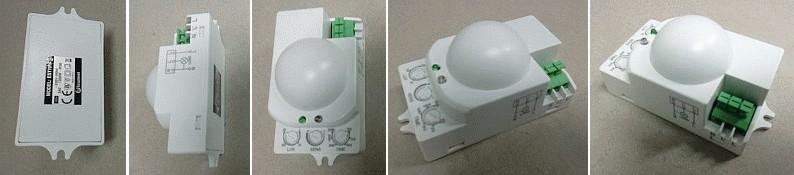 Pohybové čidlo mikrovlnné SENZOR EST701-BI