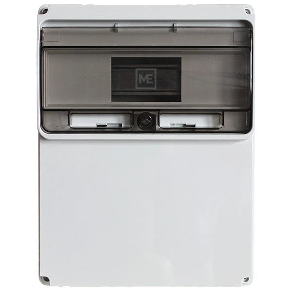 Instalační krabice - rozvaděč CP6006 IP54, 11 modulů 230x300x115 mm