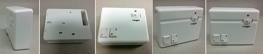 Termostat pokojový REGO 972 01